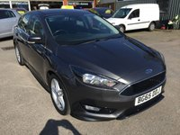 USED 2015 65 FORD FOCUS 1.5 ZETEC S TDCI 5 DOOR 118 BHP IN METALLIC GREY WITH ONLY 34000 MILES APPROVED CARS ARE PLEASED TO OFFER THIS FORD FOCUS 1.5 ZETEC S TDCI 5 DOOR 118 BHP IN METALLIC GREY WITH ONLY 34000 MILES IN IMMACULATE CONDITION INSIDE AND OUT WITH A FULL MAIN DEALER SERVICE HISTORY WITH A GREAT SPEC INCLUDING FULL SCREEN SAT NAV.