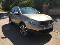 USED 2010 03 NISSAN QASHQAI 1.5 TEKNA DCI 5d 105 BHP PLEASE CALL TO VIEW