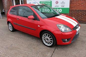 2008 FORD FIESTA 1.6 ZETEC S 16V 3d 100 BHP £2999.00