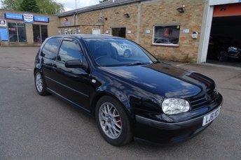 2001 VOLKSWAGEN GOLF 1.4 S 3d 74 BHP £1495.00