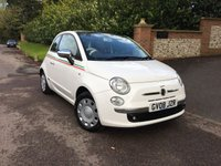 USED 2008 08 FIAT 500 1.2 POP MULTIJET 3d 75 BHP PLEASE CALL TO VIEW