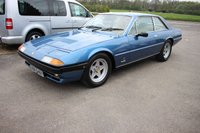 1983 FERRARI 400 I  AUTOMATIC 4.8 COUPE  with ONLY 34,000 MILES £42950.00