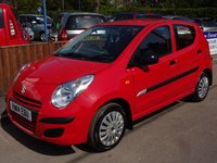 2014 SUZUKI ALTO 1.0 SZ3 5dr, £0 Road Tax! Isle of Wight Car £4580.00