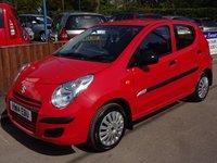 2014 SUZUKI ALTO 1.0 SZ3 5dr, £0 Road Tax! Isle of Wight Car £4690.00