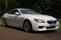 2015 BMW 6 SERIES 3.0 640D M SPORT 2d AUTO 309 BHP £24000.00