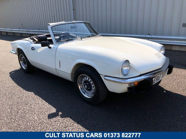 1979 TRIUMPH SPITFIRE 1500 WITH OVERDRIVE
