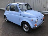 1968 FIAT 500 CLASSIC RHD RIGHT HAND DRIVE  £12995.00