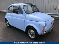 USED 1969 G FIAT 500 CLASSIC RHD RIGHT HAND DRIVE  STUNNING EXAMPLE, ULTRA RARE RHD