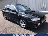 1999 SUBARU IMPREZA 2.0 WRX TURBO AWD WAGON £4995.00