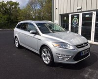 USED 2012 62 FORD MONDEO 2.0 TDCI TITANIUM 140 BHP THIS VEHICLE IS AT SITE 1 - TO VIEW CALL US ON 01903 892224