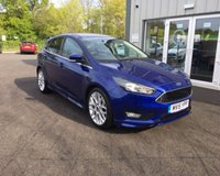 USED 2015 15 FORD FOCUS 1.5 ZETEC S ECOBOOST 150 BHP THIS VEHICLE IS AT SITE 1 - TO VIEW CALL US ON 01903 892224