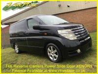 2004 NISSAN ELGRAND  Highway Star 3.5 Automatic,8 Seats,73K,Power Door,Reverse Camera £6500.00