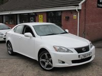 2010 LEXUS IS 220D SE-I 4dr £5990.00