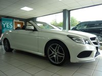 2015 MERCEDES-BENZ E CLASS 2.1 E220 BLUETEC AMG LINE 2d AUTO 174 BHP £SOLD