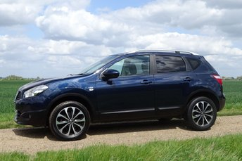 2012 NISSAN QASHQAI 2.0 N-TEC 4X4 5d AUTO 140 BHP £11495.00