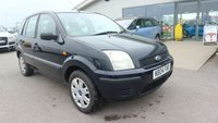 2004 FORD FUSION 1.6 FUSION 2 5d 100 BHP £1595.00