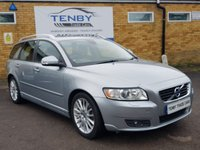 USED 2010 60 VOLVO V50 1.6 D DRIVE SE LUX 5d 109 BHP
