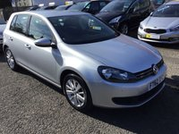 USED 2012 62 VOLKSWAGEN GOLF 1.6 MATCH TDI 5d 103 BHP OUR  PRICE INCLUDES A 6 MONTH AA WARRANTY DEALER CARE EXTENDED GUARANTEE, 1 YEARS MOT AND A OIL & FILTERS SERVICE. 6 MONTHS FREE BREAKDOWN COVER.   CALL US NOW FOR MORE INFORMATION OR TO BOOK A TEST DRIVE ON 01315387070 !! !! LIKE AND SHARE OUR FACEBOOK PAGE !!