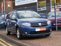 USED 2014 64 DACIA LOGAN MCV 1.5 LAUREATE DCI 5d  FULL DEALER HISTORY ~ AIR CON ~ BLUETOOTH ~ CRUISE CONTROL ~ ALLOYS