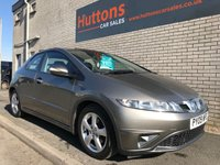 2009 HONDA CIVIC 1.8 I-VTEC SE 5d 138 BHP £SOLD