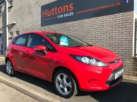2011 FORD FIESTA 1.2 EDGE 5d 81 BHP £4995.00
