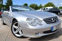 2004 MERCEDES-BENZ SL  3.7 SL 350 AUTO £9499.00