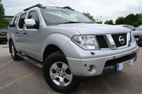 2009 NISSAN NAVARA 2.5 DCI D40 DOUBLE CAB 169 BHP £7799.00