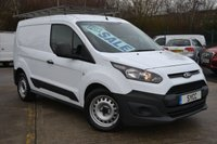 2014 FORD TRANSIT CONNECT 1.6 TDCi 95ps Van (CHOICE OF 2 VANS) £6499.00