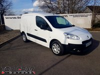 USED 2013 13 PEUGEOT PARTNER 850 1.6 HDI 90 BHP  L1 850 5 DOOR**CHOOSE FROM 70 VANS*