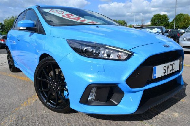 2016 16 FORD FOCUS 2.3 EcoBoost 5dr 4x4