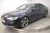 2014 AUDI A6 2.0 TDI ULTRA S LINE BLACK EDITION 4d AUTO 188 BHP £16494.00