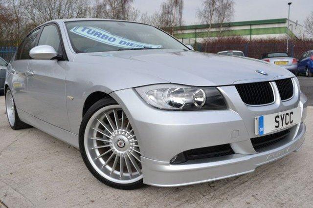 2007 BMW 3 SERIES 2.0 D3 Alpina