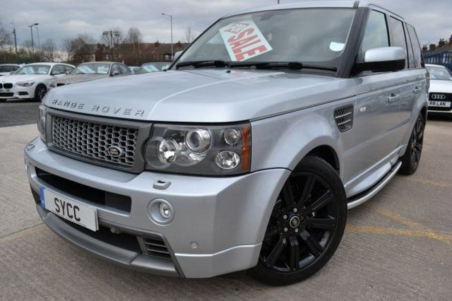 2006 LAND ROVER RANGE ROVER SPORT 4.2 V8 Supercharged HST First Edition 5dr Auto