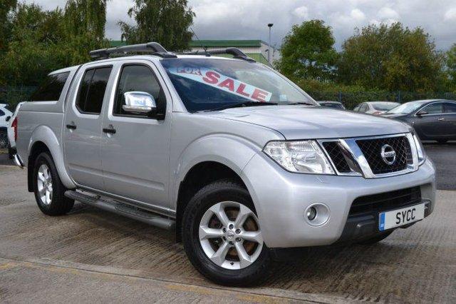 2011 11 NISSAN NAVARA 2.5dCi 190 4WD