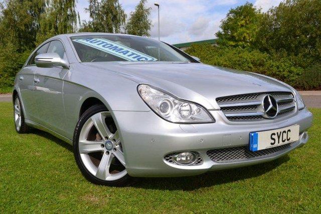 2009 59 MERCEDES-BENZ CLS CLASS 3.0 CLS 350 CDI 4dr Tip Auto