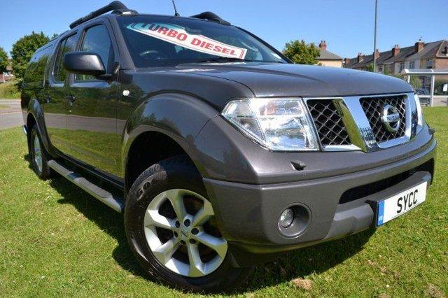 2007 07 NISSAN NAVARA 2.5dCi 169 4WD