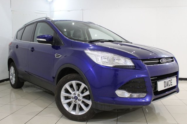 View our 2015 64 FORD KUGA 2.0 TITANIUM TDCI 5DR 148 BHP
