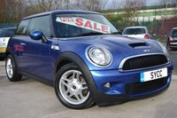 2009 MINI HATCH COOPER S 1.6 Cooper S 3dr £5499.00
