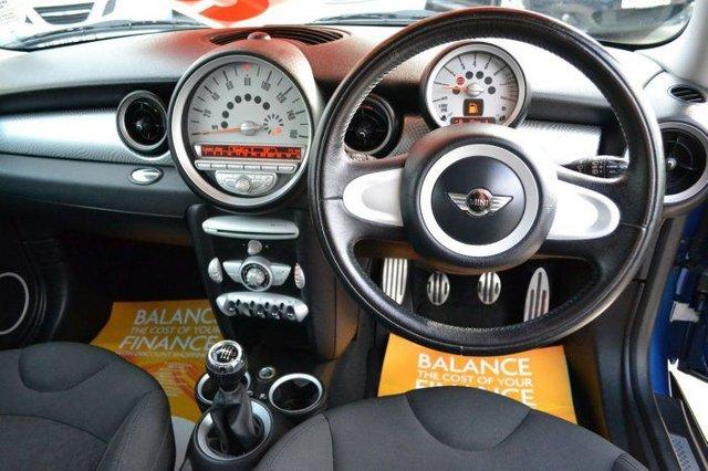 USED 2009 58 MINI HATCH COOPER S 1.6 Cooper S 3dr