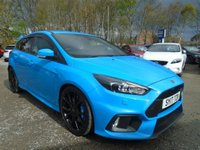 2017 FORD FOCUS 2.3 RS 5d 346 BHP £27995.00