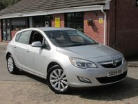 2009 VAUXHALL ASTRA 1.7 CDTI EXCLUSIV 5dr £3990.00