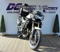 2011 TRIUMPH TIGER 800 ABS   £4995.00