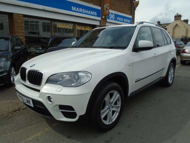2010 60 BMW X5 3.0 XDRIVE30D SE 5d AUTO 241 BHP