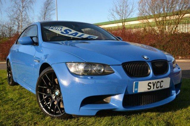 2018 BMW M3 4.0 M3 2dr DCT INDIVIDUAL (EDITION 500 SPEC)