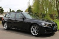 USED 2015 15 BMW 3 SERIES 3.0 335D XDRIVE M SPORT TOURING 5d AUTO 309 BHP