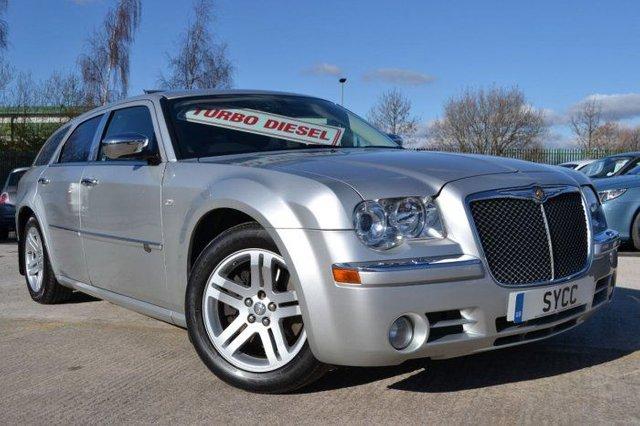 2008 58 CHRYSLER 300C 3.0 V6 CRD 5dr Auto