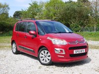USED 2015 15 CITROEN C3 PICASSO 1.6 PICASSO EXCLUSIVE HDI 5d 91 BHP