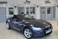 USED 2015 15 BMW Z4 2.0 Z4 SDRIVE18I ROADSTER 2d 155 BHP BLUETOOTH + DAB RADIO + PARKING SENSORS + CRUISE CONTROL + 17 INCH ALLOYS