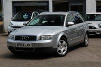 2003 AUDI A4 AVANT 1.9 TDI SE 5d 129 BHP ESTATE  £2000.00