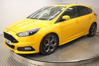 2015 FORD FOCUS 2.0 ST-3 TDCI 5d 183 BHP £15994.00
